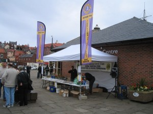 Whitby Lions Christmas Tombola