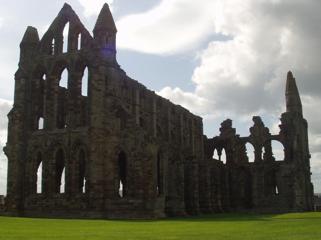 Whitby Abbey by abtmay
