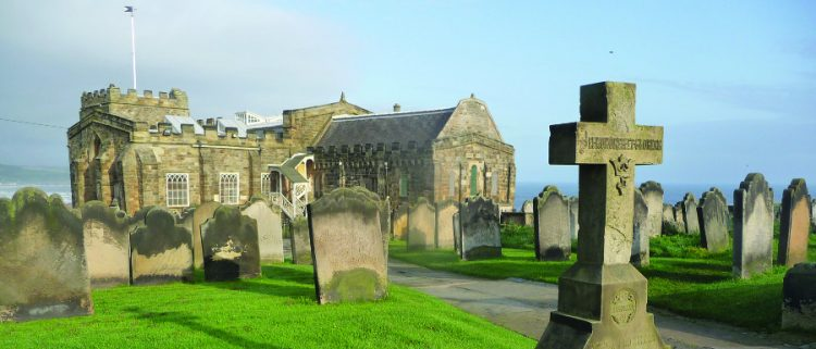 St Mary's Church - part of Whitby history
