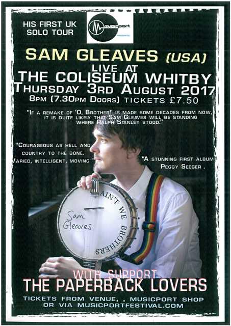 Sam Gleaves (USA)