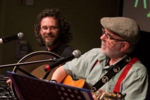 RoyBailey&MarcBlock Folk Week