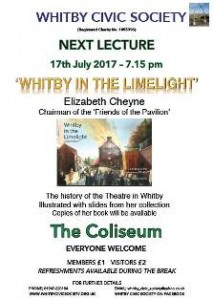 Whitby Civic Society July 2017