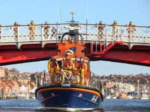 Whitby Lifeboat Flag Weekend 2018