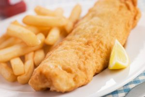 The best fish and chips in Whitby