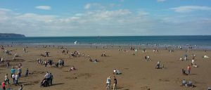 Whitby � the only Blue Flag beach in Yorkshire 2018