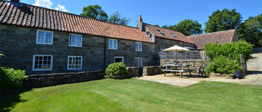 aislaby lodge cottages dog friendly accommodation in Whitby