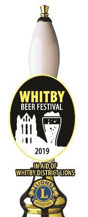 Whitby and District Lions Beer Festival 2019