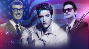 The American Legends: Buddy, Elvis & Roy