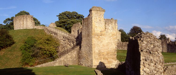 visiting Pickering Castle is a fantastic thing to do in Pickering