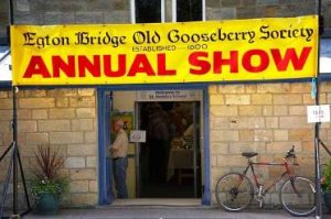 Egton Bridge Old Gooseberry Show 2020