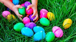 Easter Egg Hunt / The Moors Centre, Danby
