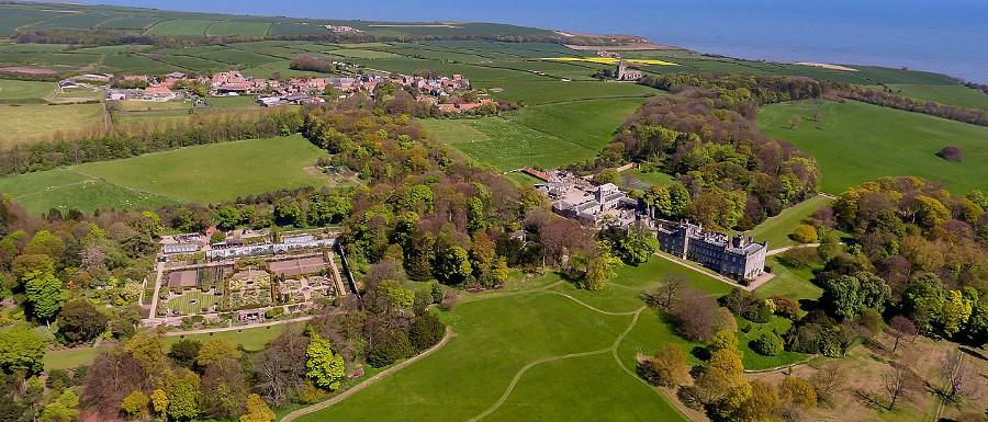 Mulgrave Woods and Estate