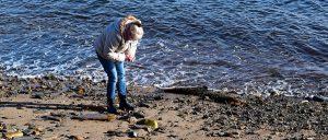 Beach combing tips