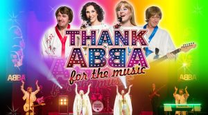 Thank Abba For The Music