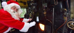 North Yorkshire Moors Railways Santa Specials