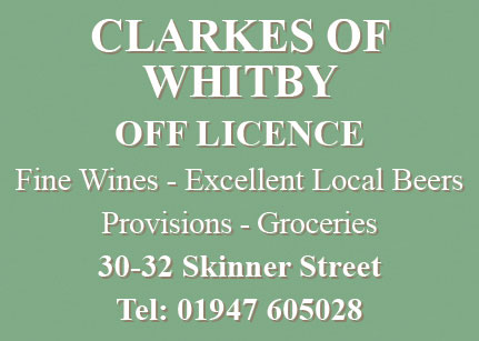 Clarke's of Whitby, Whitby