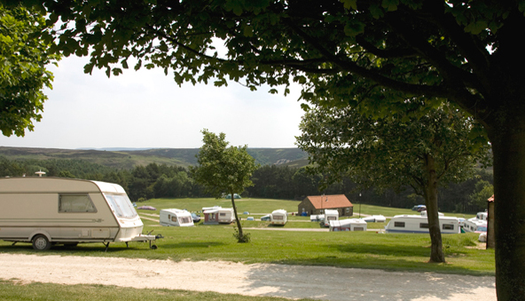Grouse Hill Caravan Park, Whitby
