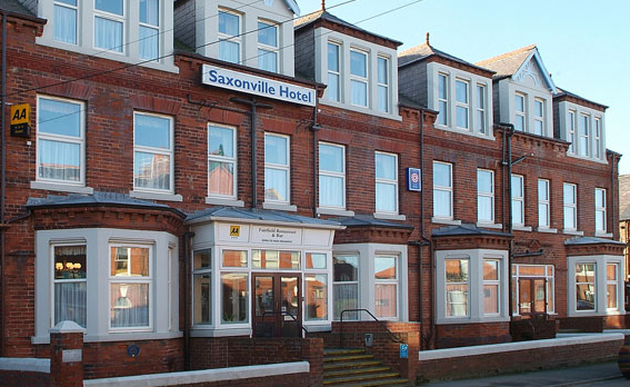 Saxonville Hotel, Whitby