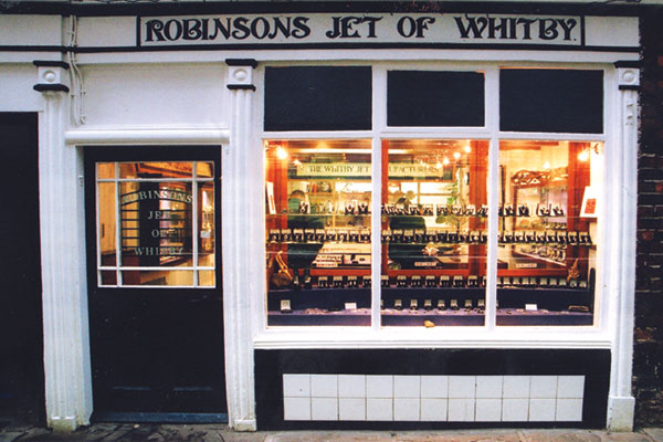 Robinson's Jet, Whitby