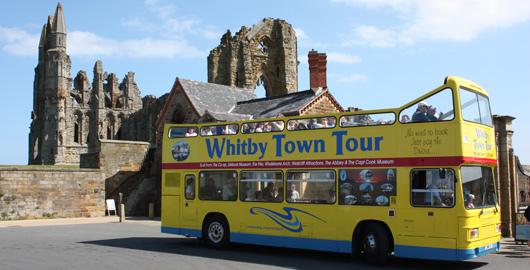 Whitby Town Open-Top Bus Tour, Whitby