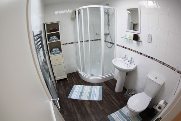 Lemon Cottage En-suite Bathroom