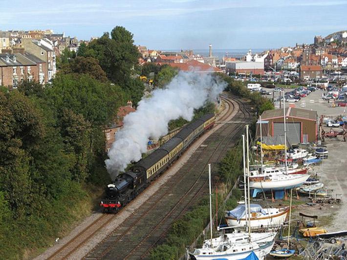 North Yorkshire Moors Railway, Pickering