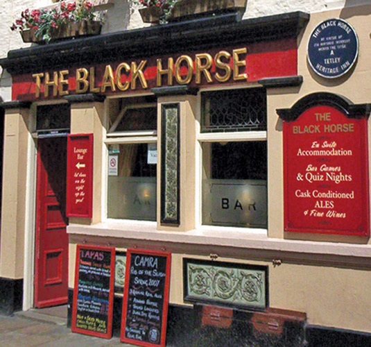 Black Horse Inn, Whitby