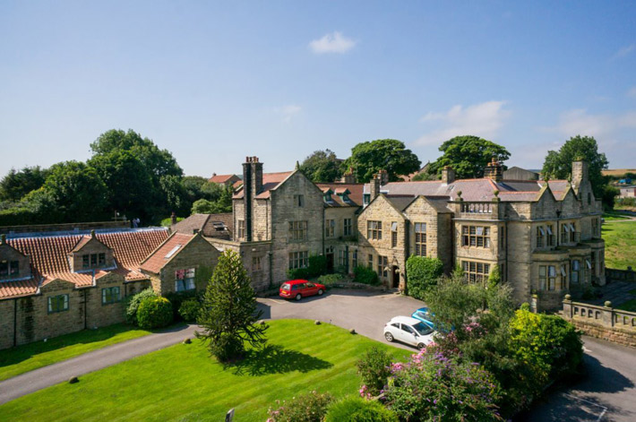 Dunsley Hall Country House Hotel, Whitby