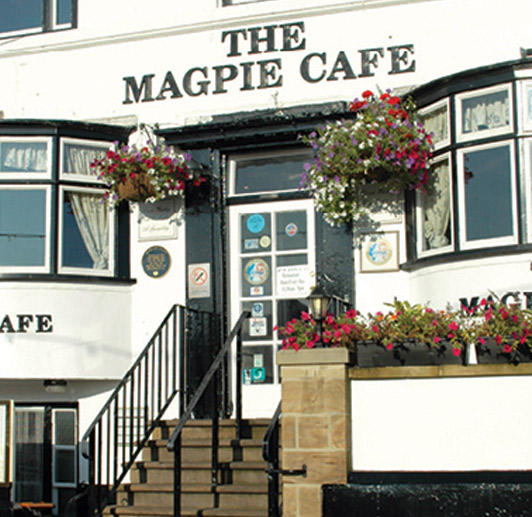 The Magpie Cafe, Whitby