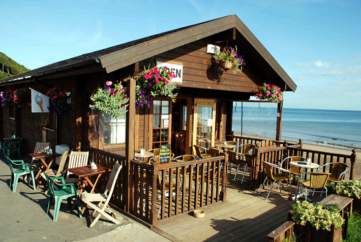Sandside Cafe, Whitby