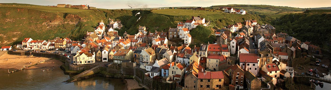 Staithes - and its famous Apprentice Grocer