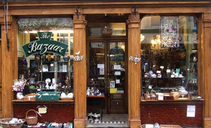 The Bazaar, Whitby