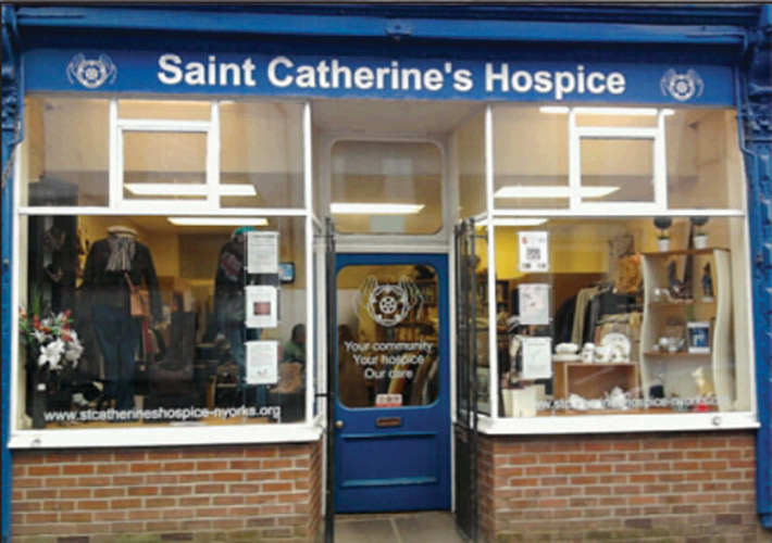 St. Catherine's Hospice Shop, Whitby