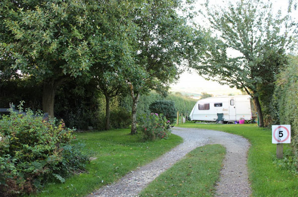Serenity Touring Caravan & Camping Park, Whitby