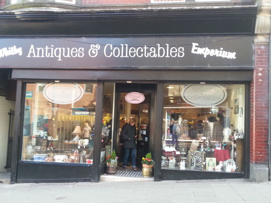 Whitby Antiques & Collectables Emporium, Whitby