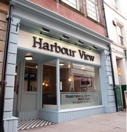 Harbour View Restaurant, Whitby
