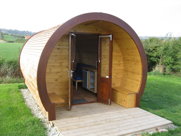 Middlewood Farm Camping Pod