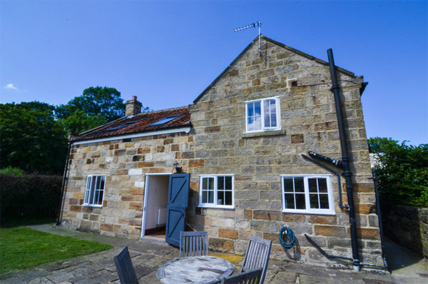 Lovely exterior of the Home, Aislaby Lodge Cottages
