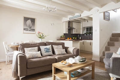 Romantic Cottage Holidays, Runswick Bay