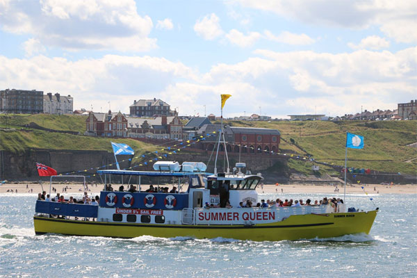 Whitby Coastal Cruises , Whitby