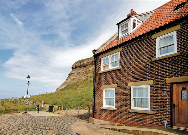 Yorkshire Cottages, Whitby