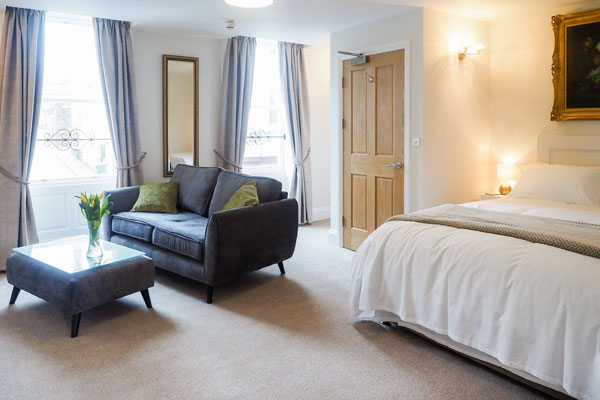 The Apartment at Horngarth Luxury Lodgings, Whitby