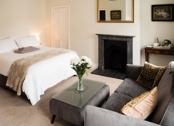 Stunning Room 5 at Horngarth Luxury Lodgings, Whitby