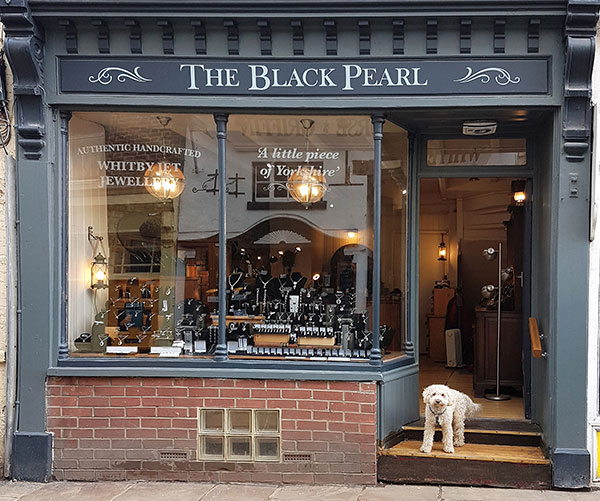 The Black Pearl, Whitby