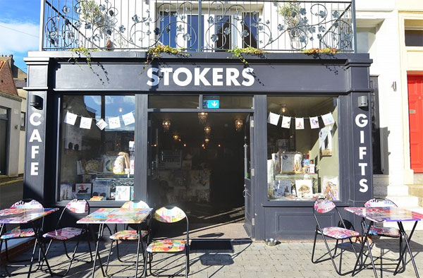 Stokers Cafe & Gift Shop, Whitby