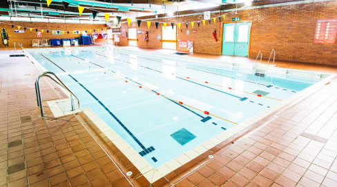 Whitby Leisure Centre, Whitby