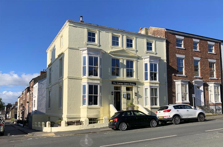 The Corner Guest House, Whitby