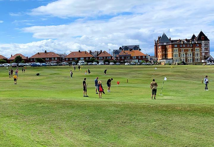 Whitby Pitch & Putt Mini Golf Course and Footgolf, Whitby